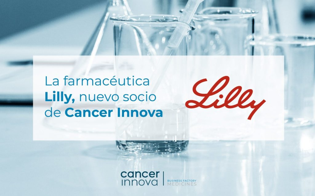 La farmacéutica Lilly se suma a Cancer Innova